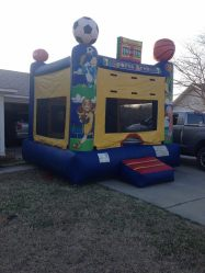 Sports Bouncer - $150