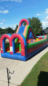 Turbo Rush Single Obstacle Course - $200