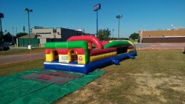Obstacle Course - $200