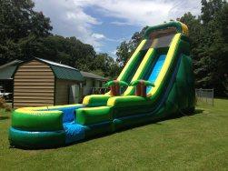 20 ft. Tropical Slide w/ pool - $300