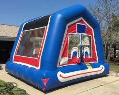 Clown Face Bouncer - $150
