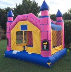 Pink Princess Castle - $150