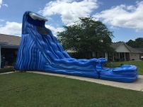 20 ft. Wave Slide - $250